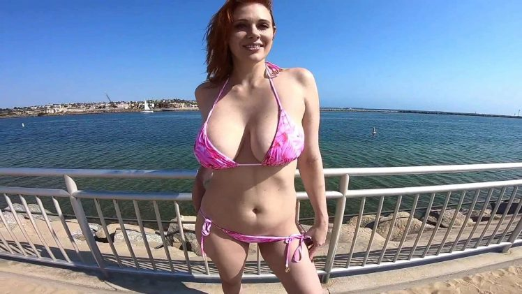 [COMPILATION] Maitland Ward promises to set this place on fire, does slutty shit