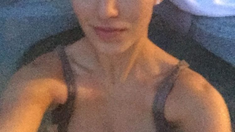 Now You Can Enjoy Close-Ups of Amy Willerton's Wet Pussy