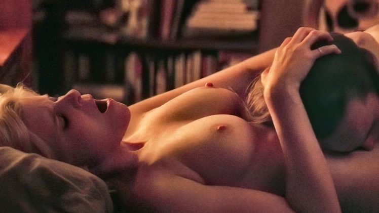 Kate Mara and Ellen Page Enjoying Steamy, Naked Lesbian Sex