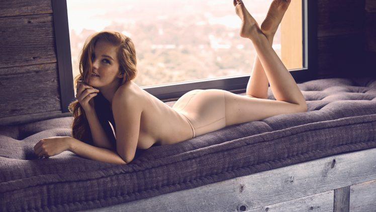 Alexina Graham's Sexiest Photoshoot to Date – Topless Pics Included