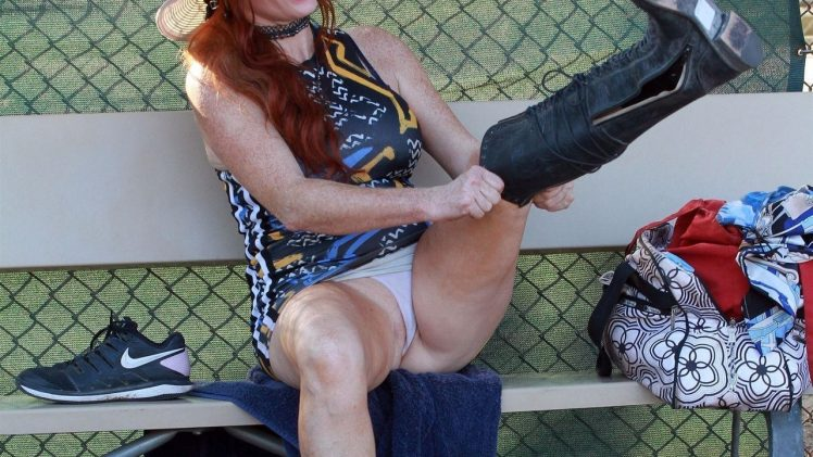 Phoebe Price's Upskirt Pictures Are Here and They Are Totally Nauseating